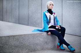 Blanche from Pokemon worn by Shikarius