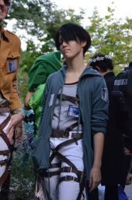 Levi from Attack on Titan worn by Shikarius