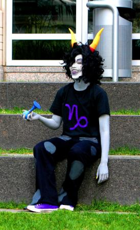 Gamzee Makara from MS Paint Adventures / Homestuck worn by Shikarius
