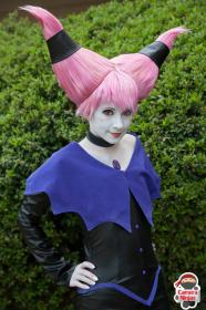 Jinx from Teen Titans worn by Gazirra