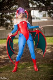Lilith Aensland from Darkstalkers worn by Gazirra