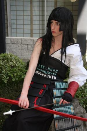 Torahime from Muramasa: The Demon Blade worn by Katsumiyo