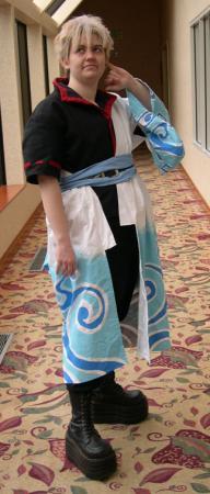 Gintoki Sakata from Gintama