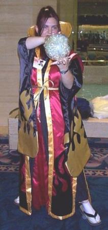 Amasuka from Samurai Shodown Series