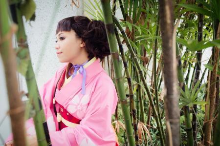 Mumei from Koutetsujou no Kabaneri by Itsuka