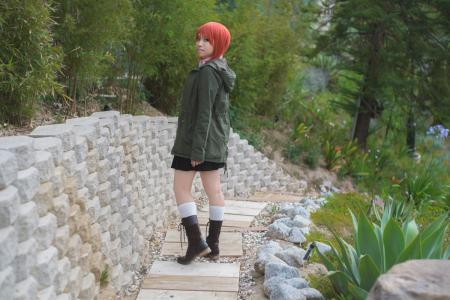 Chise from Ancient Magus Bride by Itsuka