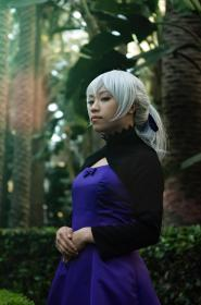 Yin from Darker than BLACK worn by Itsuka