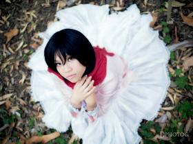 Mikasa Ackerman from Attack on Titan worn by Itsuka
