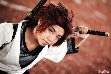 Tetsunosuke Ichimura from Peacemaker Kurogane (Worn by Itsuka)