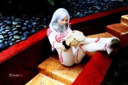Shiro from Deadman Wonderland worn by Itsuka
