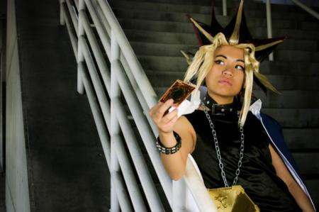 Pharaoh Atemu from Yu-Gi-Oh! Duel Monsters worn by Itsuka