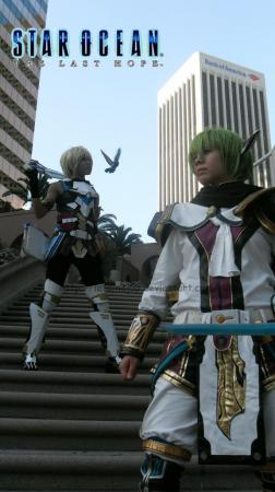 Faize Sheifa Beleth from Star Ocean 4: The Last Hope