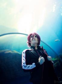 Rin Matsuoka from Free! - Iwatobi Swim Club worn by Jillian Lynn