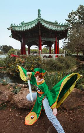 Syaoran Li from Card Captor Sakura by Lowen