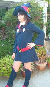 Akko Kagari from Little Witch Academia worn by Lowen