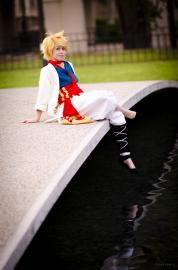Alibaba Saluja from Magi Labyrinth of Magic worn by Lowen
