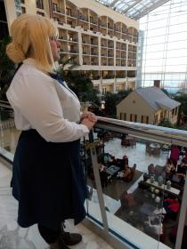 Saber from Fate/Stay Night worn by Onion
