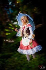 Polka from Eternal Sonata worn by Adora