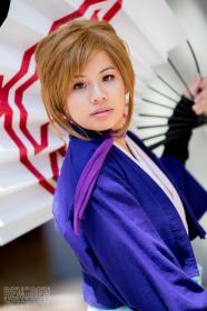 Kakunojou Yuyama from Bakumatsu Kikansetsu Irohanihoheto