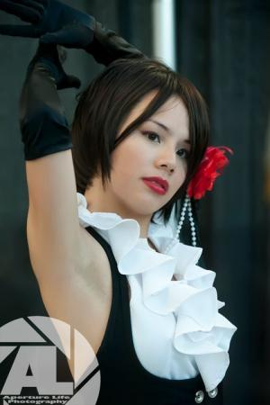 Meiko from Vocaloid worn by Adora