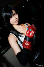 Tifa Lockhart from Final Fantasy VII worn by Mei Hoshi