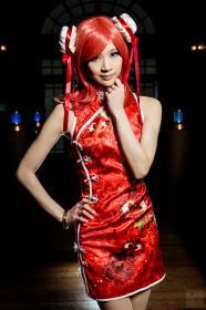 Maki Nishikino from Love Live! worn by Mei Hoshi