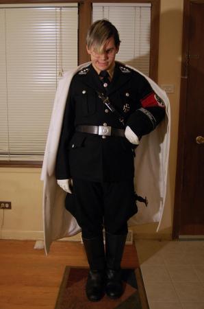 Sturmbannführer (Major) from Hellsing