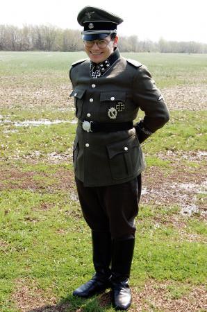 Sturmbannführer (Major)