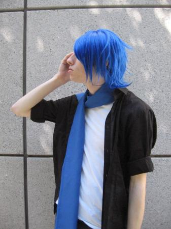 Kaito from Vocaloid worn by Kyros