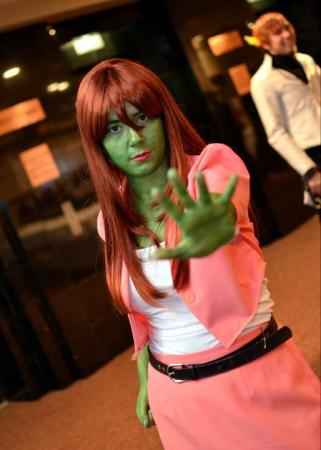 Miss Martian / M'gann M'orzz / Megan Morse from Young Justice worn by Araine