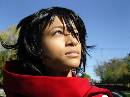 Setsuna F Seiei from Mobile Suit Gundam 00 worn by Melting Mirror