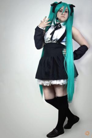 Hatsune Miku from Hatsune Miku -Project DIVA