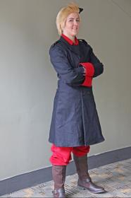 Denmark from Axis Powers Hetalia worn by Micaiah
