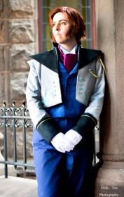 Hans from Frozen worn by Micaiah