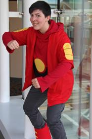 Danny Vasquez from Bravest Warriors worn by Micaiah