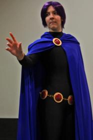 Raven from Teen Titans worn by Micaiah