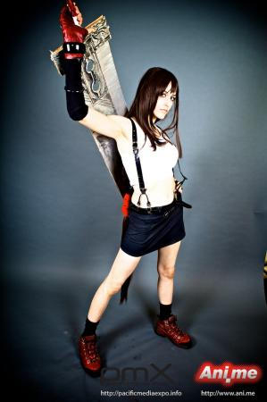Tifa Lockhart from Final Fantasy VII