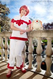 Hikaru Shidou from Magic Knight Rayearth worn by Rose of Battle