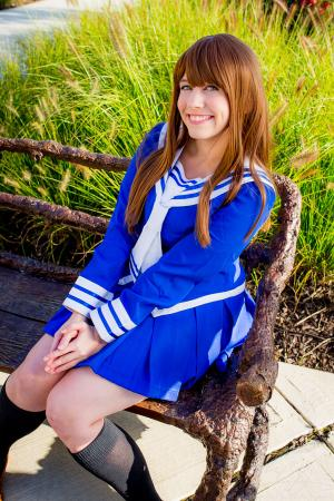 Tohru Honda from Fruits Basket worn by Rose of Battle