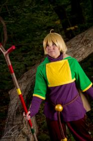 Ivan from Golden Sun