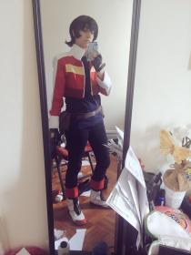 Keith from Voltron: Legendary Defender worn by KnightArcana