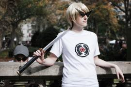 Dave Strider from MS Paint Adventures / Homestuck worn by KnightArcana