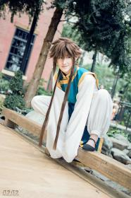 Seiten Taisei from Saiyuki worn by KnightArcana