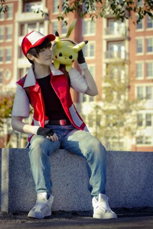 Red from Pokemon