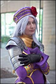 Endrance from .hack//GU