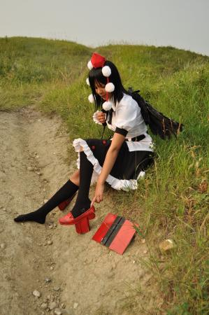 Aya Shameimaru from Touhou Project