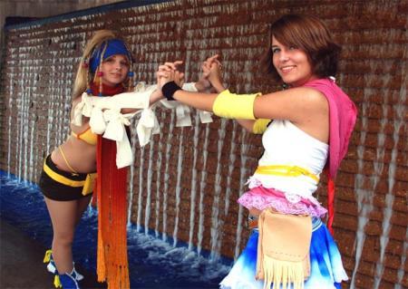 Rikku from Final Fantasy X-2