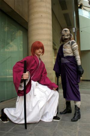 Makoto Shishio from Rurouni Kenshin