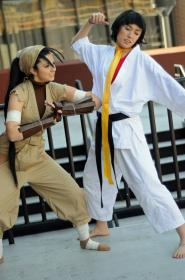 Ibuki from Street Fighter IV worn by Fong
