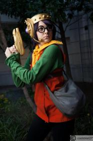 Lucca Ashtear from Chrono Trigger worn by Fong